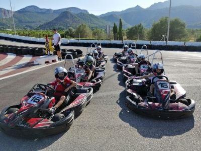 Incentivos Empresa en el Karting Xeresa
