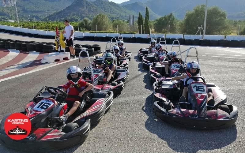 Carrera Karting Xeresa